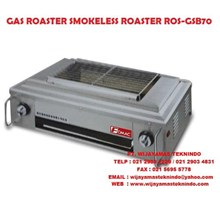 GAS ROASTER SMOKELESS ROASTER ROS-GSB70 FOMAC ( Me