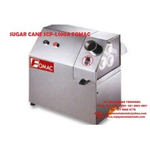 SUGAR CANE SCP-L100A FOMAC (Squeeze The Sugar Cane Machine)
