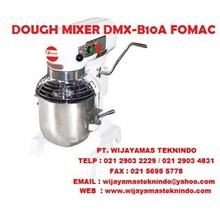 DOUGH MIXER DMX-B10A FOMAC ( Mesin Pengaduk Adonan )