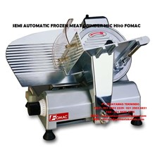 Mesin Pemotong Daging Semi Automatic Frozen Meat Slicer MSC HS10 FOMAC