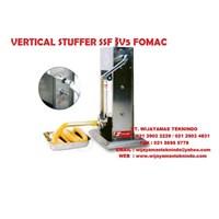 Jual Mesin Cetak Sosis Vertical Stuffer SSF SV5 FOMAC