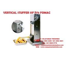 Printing Machinery Vertical Sausage Stuffer SSF SV5 FOMAC