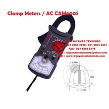 Clamp Meters - AC CAM600S Sanwa