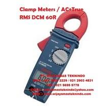 Clamp Meters AC+True RMS DCM 60R Sanwa