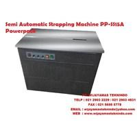Jual Mesin Warp Pengikat Kardus Semi Automatis Strapping Machine PP-SS15A Powerpack