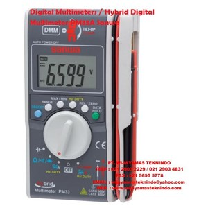 Dari Hybrid Digital Multimeter PM33A Sanwa 0