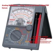 Analog Multitesters/Drop shock proof meter YX360TRF Sanwa
