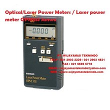 Optical Laser Power Meters/Laser power meter OPM35S Sanwa