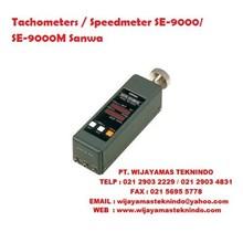 Tachometers/Speedmeter SE-9000 And SE-9000M Sanwa