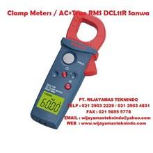 Clamp Meters/AC+True RMS DCL11R Sanwa