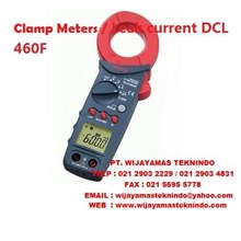 Clamp Meters/Leak current DCL-460F Sanwa