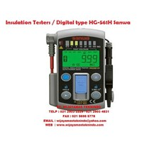 Insulation Testers/Digital type HG561H Sanwa