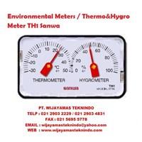 Environmental Meters/Thermo&Hygro Meter TH1 Sanwa