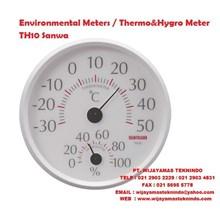 Environmental Meters/Thermo&Hygro Meter TH10 Sanwa