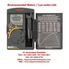 Environmental Meters/Lux meter LX2 Sanwa