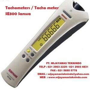Dari Tachometers/Tacho meter SE300 Sanwa 0