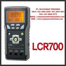 LCR Meters/Handy type LCR meter LCR700 Sanwa
