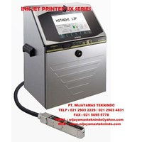 Printer Inkjet Mesin Pengkodean Ink Jet Printer UX Series Hitachi