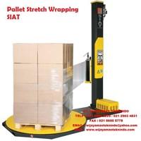 Jual Mesin Pengangkut Barang Pallet Stretch Wrapping SIAT