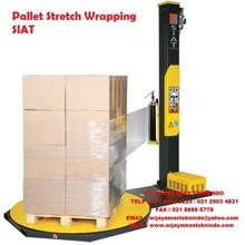 Mesin Pengangkut Barang Pallet Stretch Wrapping SIAT