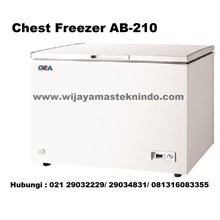 Chest Freezer -26C AB-210 ( Kulkas Dan Freezer )