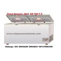 Chest Freezer  -26˚C AB-750-T-X (Kulkas dan Freezer)