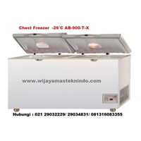 Chest Freezer  -26˚C AB-900-T-X (Kulkas dan Freezer)