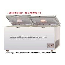 Chest Freezer  -26˚C AB-900-T-X (Kulkas dan Freezer)
