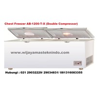 Chest Freezer  -26˚C AB-1200-T-X (Kulkas dan Freezer)