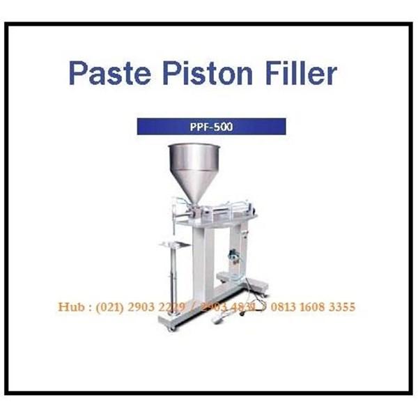 Mesin Pengisi Cairan Pasta PPF-500 Paste Piston Filler Mesin Pengisian