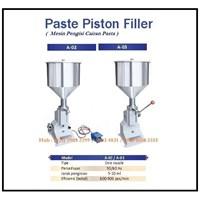 Jual Mesin Pengisi Cairan Pasta A-02 / A03 Paste Piston Filler Mesin Pengisian
