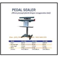 Mesin Penyegel Plastik / Pedal Sealer PFS-F350 /PFS-F450/PFS-F600 Mesin Segel dan Pengikat