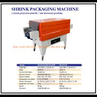 Shrink Packaging Machine / Mesin Penyusut Plastik / BS-G4525 /BS-G4525M / BS-G4535 Mesin Press dan Bending