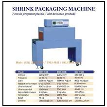 Shrink Packaging Machine / Mesin Penyusut Plastik / BSD-350B / BSD-400B / BSD-450 Mesin Press dan Bending