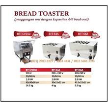 Mesin Panggangan Roti / BREAD TOASTER BTT-CV150 /BTT-S4A/BTT-S6A Mesin Makanan dan Minuman Cepat Saji
