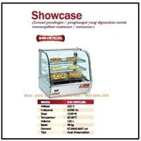 Lemari Pendingin atau Penghangat Makanan/Showcase SHW-HRTR120L Mesin Makanan dan Minuman Cepat Saji