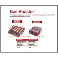 Pemanggang Daging Ayam /Gas Roaster ROS-GK25 /ROS-GK211 Mesin Makanan dan Minuman Cepat Saji