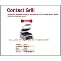 Pemanggang Daging / Contact Grill CGL-811 Mesin Makanan dan Minuman Cepat Saji