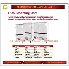 Mesi Penanak Nasi / Menghangatkan Nasi / Rice Steaming Cart RSC-GZF8 /RSC-GZF12/RSC-GZF24 Mesin Makanan dan Minuman Cepat Saji