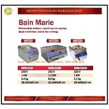 Mesin Memanaskan Makanan / Bain Marie BMR-E1M/BMR-E22M/BMR-E24M Mesin Makanan dan Minuman Cepat Saji