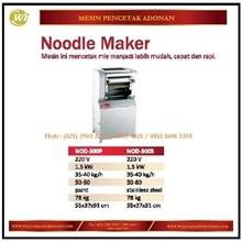 Mesin Pencetak Mie / Pencetak Adonan / Noodle Maker NOD-300P / NOD-300S Mesin Makanan dan Minuman Cepat Saji