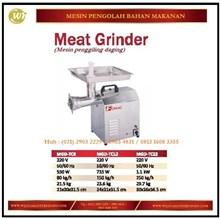 Mesin Penggiling Daging / Meat Grinder MGD-TC8/MGD-TC12/MGD-TC22 Mesin Makanan dan Minuman Cepat Saji