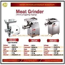 Mesin Penggiling Daging / Meat Grinder MGD-G31/MGD-8A/MGD-42A Mesin Makanan dan Minuman Cepat Saji