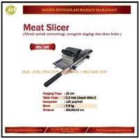 Mesin Penggiris daging / Meat Slicer MSC-200 Mesin Makanan dan Minuman Cepat Saji