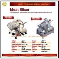 Mesin Penggiris daging / Meat Slicer MSC-HS12 / MSC-12A Mesin Makanan dan Minuman Cepat Saji