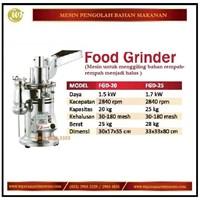 Jual Mesin Penggiling Bumbu / Food Grinder FGD-20 / FGD-25 Mesin Penepung