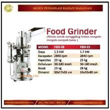 Mesin Penggiling Bumbu / Food Grinder FGD-20 / FGD-25 Mesin Penepung