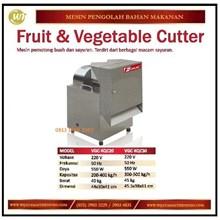 Mesin Pemotong Buah dan Sayuran / Fruit & Vegetable Cutter VGC-KQC20 / VGC-KQC30 Mesin Pengolah Buah dan Sayur