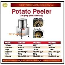 Mesin Pengupas Kulit Kentang / Potato Peeler VGP-X10C/VGP-X15C/VGP-X30C Mesin Pengolah Buah dan Sayur