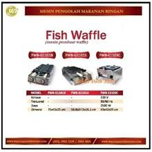 Mesin Cetakan Kue Waffle / Fish Waffle FWB-G1101B / FWB-G1101S / FWB-E1103C Mesin Penggorengan